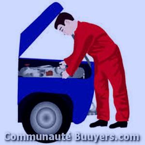 Logo Fiat Garage Perreau  Agent