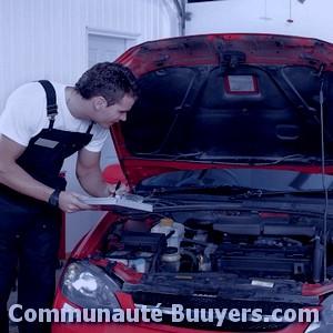 Logo Garage Auto Boby