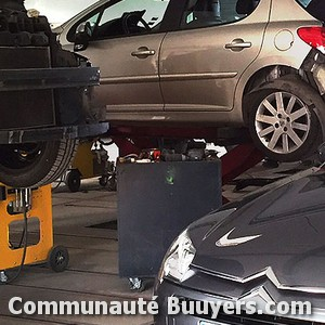 Logo Garage Auto Services