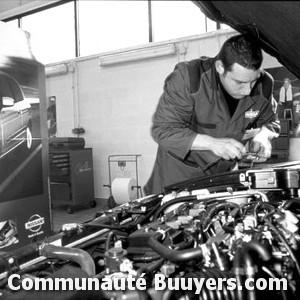 Logo Garage Automobiles Soldan David