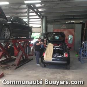Garage Carrosserie de la Plaine des Jeux (AD Expert ADA Location)