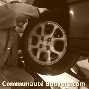 Logo Garage Classic Car Charolais