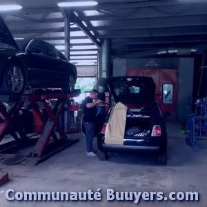 Garage Fiat 'Kamon Turini Auto'
