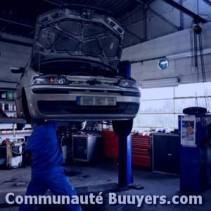 Logo Lancia Garage Gemelli  Distributeur exclusif