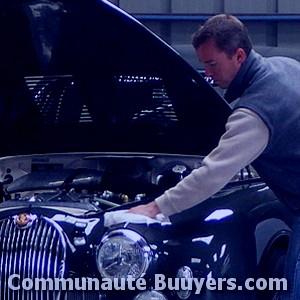 Logo Mercedes-Benz Sodira  Distributeur et Réparateur agréé
