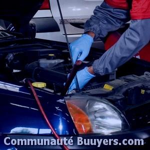 Logo Mitsubishi Moutiers Automobiles  Distrib. réparateur agréé