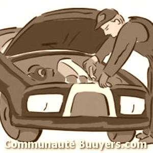 Logo Nissan Bony Automobiles  Concessionnaire Exclusif
