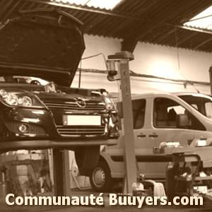 Logo Renault Dacia Garage Burson  Agent