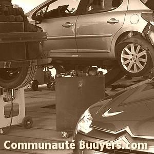 Logo Renault Minute Garage Naveau  Agent