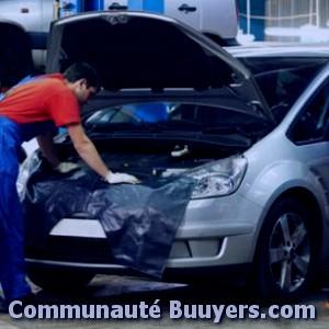 Logo SEAT GRANDS CHAMPS automobiles  Distributeur et réparateur agréé