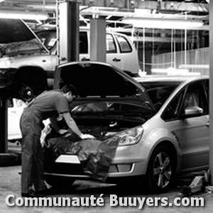 Logo TOP Garage OM Automobiles  Adhérent
