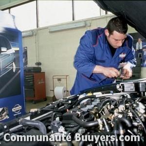 Logo Volkswagen Auto Garage de l'Ouest (AGO) Concessionnaire