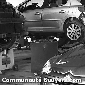 Logo Volkswagen Garage St Christophe  Distributeur agréé