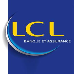 Logo LCL Banque et Assurance