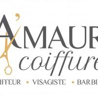 Logo A'maur Coiffure