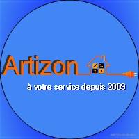 Logo Artizon Électricité