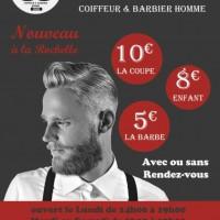 Logo @barber'shop