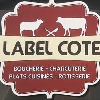 Logo Boucherie Label Côte