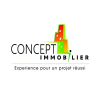 Logo Concept Immobilier