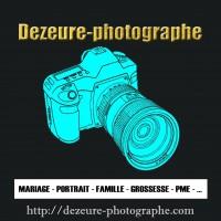 Logo Dezeure Photographe