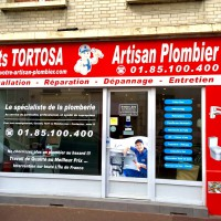 Logo Ets Tortosa - Plombier