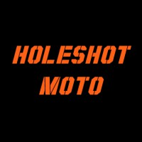 Logo Holeshot Motos