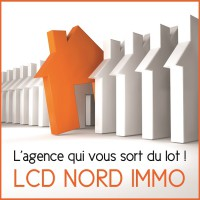 Logo Lcd Nord Immo
