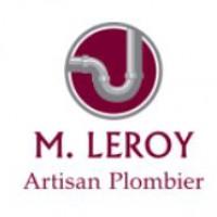 Logo M. Leroy Artisan Plombier