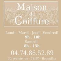 Logo MAISON DE COIFFURE