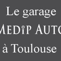 Logo Garage MEDIP AUTO TOULOUSE