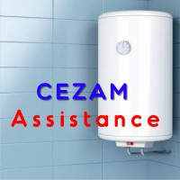 Logo Plombier Cezam