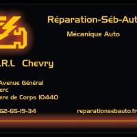 Logo Réparation Sébauto