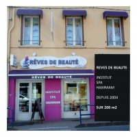 Logo Rêves De Beauté