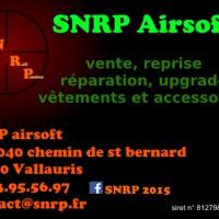Logo SNRP SOFT'N ROLL PASSION