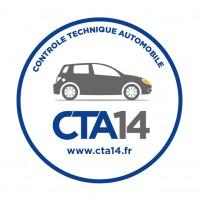 Logo Verson Contrôle Autot - Cta14