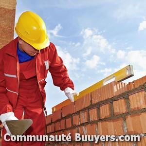 Logo BADIA CONSTRUCTION