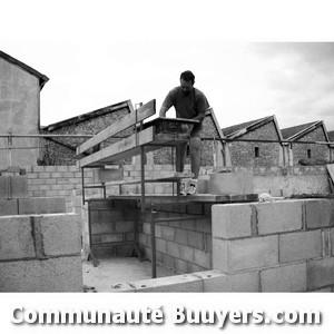 Logo C.R.M (Construction Rénovation Melunaise)