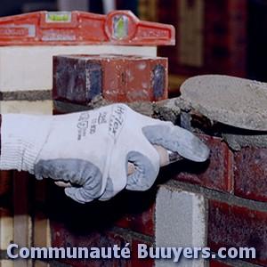 Logo Construction Aménagement 2000