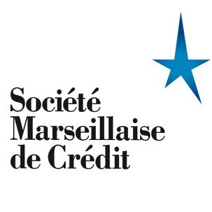 Logo Société Marseillaise De Crédit (S.M.C)