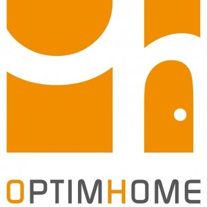 Logo Optimhome Belanger Louise Mandataire Indépendant Fonds de commerce