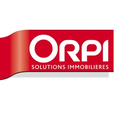 Logo Orpi France Europe Boulouris Adhérent Immobilier commercial