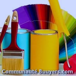 Logo Zolpan Fd Peinture  Distrib Vente de peinture et vernis