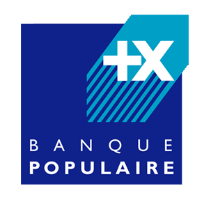 Logo Banque Populaire Rives Paris