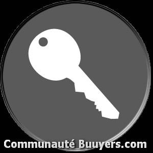 Logo Clés Aux Codes Dépannage de serrurerie