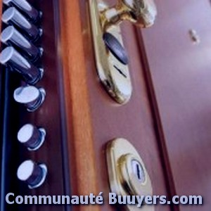 Logo Hoppe Les Compagnons Normands Distrib Blindage de porte