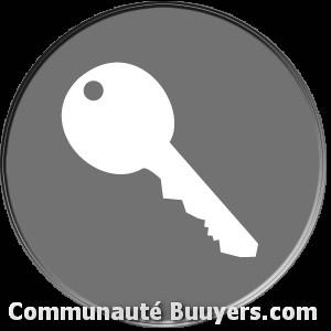 Logo Serrurerie, métallerie Commelle