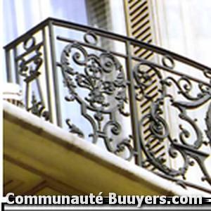 Logo Serrurerie, métallerie La Copechagnière