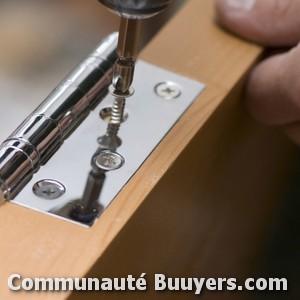 Logo Serrurerie, métallerie Tailly bon artisan pas cher