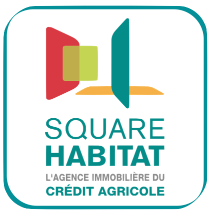 Logo Square Habitat Credit Agricole Centre France Commentry