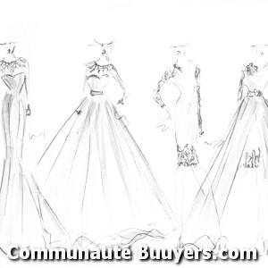 Logo Georgina Ambrosi Art Et Couture